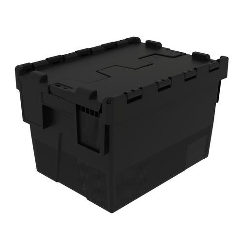 Caixa de transporte reciclada – 400mm de comprimento – 22 e 25L
