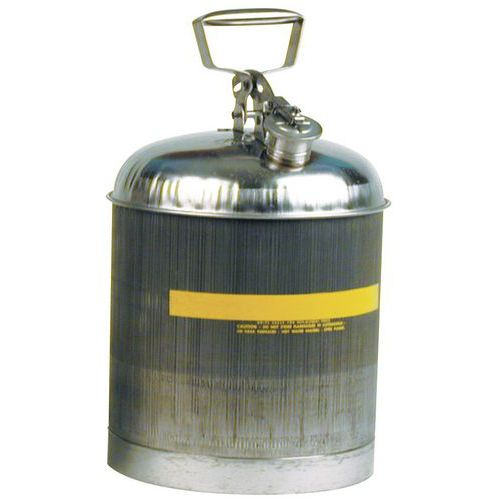 Recipientes em Aço Inoxidável do Tipo  I 133CN - Eagle®