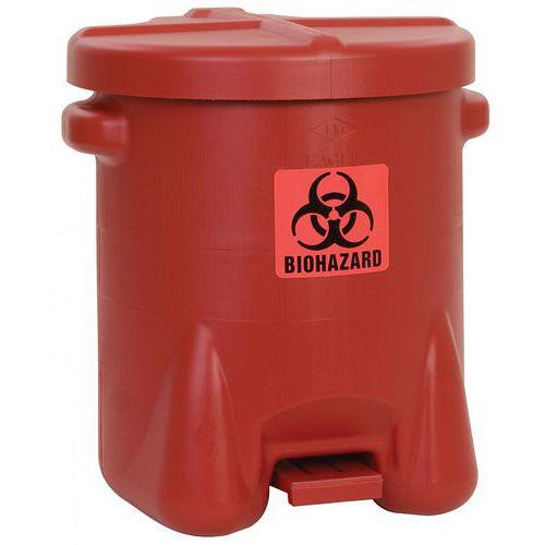 Recipientes de Resíduos Risco Biológico ECN945BIRD - Eagle®
