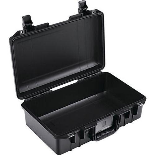 Mala de proteção impermeável preta Peli Air Case 1485
