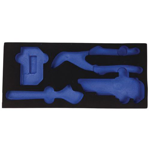Módulo de 1/3 vazio para ferramentas de aperto – Manutan