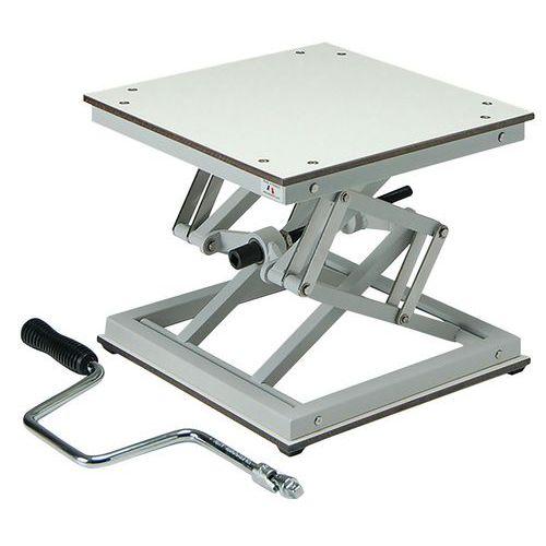 Minimesa elevatória fixa - Capacidade de carga de 50 kg