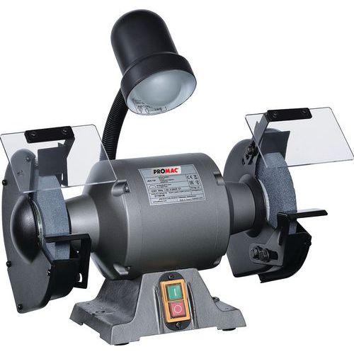 Tambor com 2 mós PROMAC JBG 150-M - Mó Ø 150mm - 180W