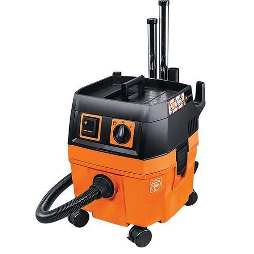 Aspirador de água e pó – Classe L – Dustex 25L Set pro