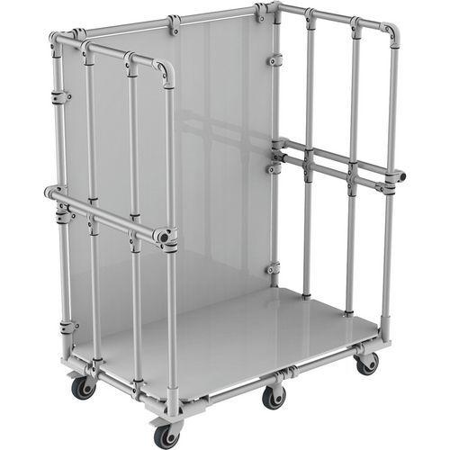 Carro móvel para caixas – 350kg – Trilogiq