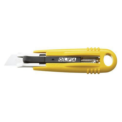 Faca de segurança OLFA SK4 – Lâmina de 17,5mm de largura