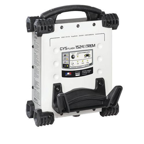 Carregador de bateria GYSFLASH 15.24 XTREM