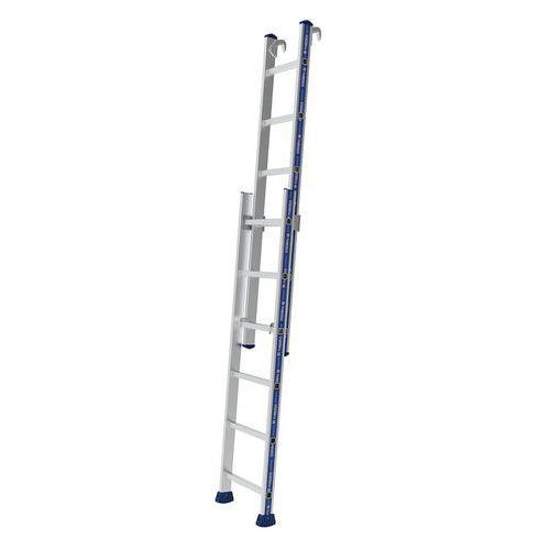 Escada de corrediça Platinium 300 – 2 planos – Tubesca