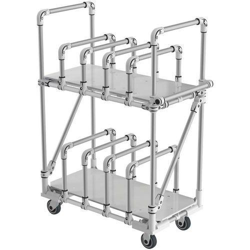 Carro porta-caixas – 350kg – Trilogiq