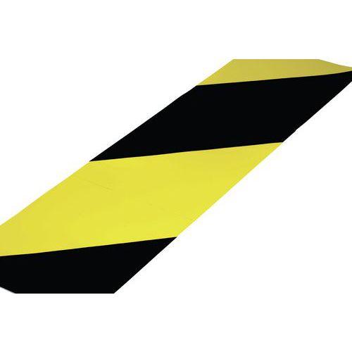 Fita adesiva de marcação de pavimento – Porta corta-fogo – 3000 x 450mm – Gergosign