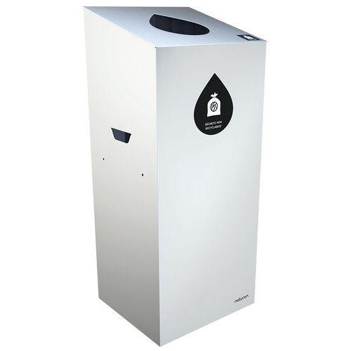 Caixote de lixo de separação Uno – abertura gota – 20L