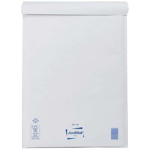 Envelope reforçado com plástico de bolhas