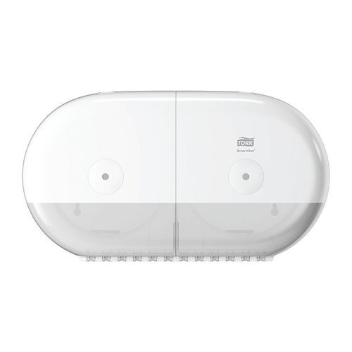 Distribuidor duplo Tork T9 – Papel higiénico SmartOne